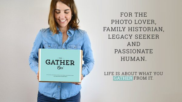 The Gather Box, Signature Product, The Print Refinery