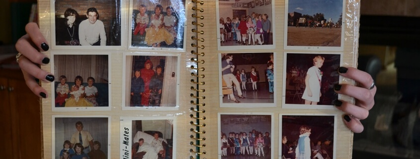 8 Steps To Save Old Family Albums