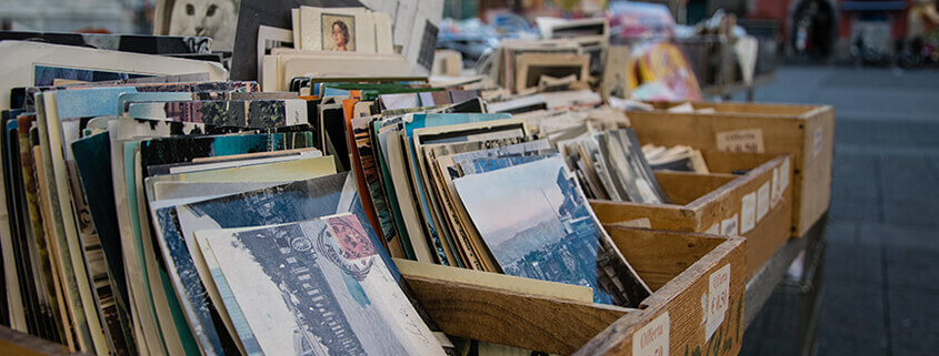 6 Steps For Organizing Your Shoebox of Photos